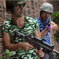 Modal Men Short Sleeve T-Shirt breathable camouflage