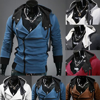 Polyester   Cotton Men Coat skinny   thermal   breathable Solid