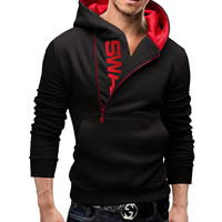 Polyester   Cotton Men Sweatshirts regular   thermal   breathable letter