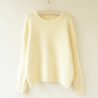 Cotton Women Sweater, Solid, more colors for choice, Size:Free Size, Sold By PC