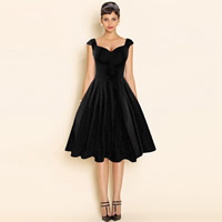 Cotton Ball Gown One-piece Dress, different size for choice, Solid, more colors for choice, Sold By PC