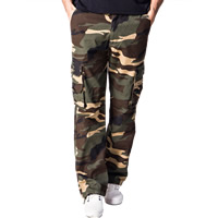 Cotton Middle Waist Men Casual Pants, different size for choice & loose, printed, camouflage, more colors for choice, Sold By PC