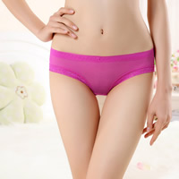 Gauze & Lace Hip-hugger Sexy Thong hollow & transparent & breathable floral Size:Free Size 12PCs/Lot Sold By Lot