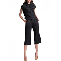 Polyester Women Casual Set Pants   top printed striped Size:Free Size