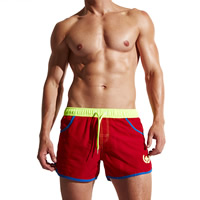 Nylon Men Shorts, different size for choice, Solid, more colors for choice, Sold By PC