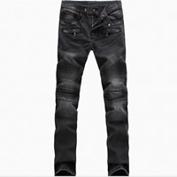Denim Men Jeans, different size for choice, washed, patchwork, more colors for choice, Sold By PC