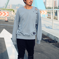 Cotton Men Long Sleeve T-shirt, different size for choice & loose, printed, number pattern, more colors for choice, Sold By PC