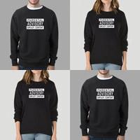Cotton Plus Size Unisex Sweatshirts unisex printed letter Sold By PC