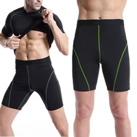Spandex & Polyester Men Quick Dry Pants, different size for choice, patchwork, more colors for choice, Sold By PC