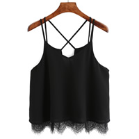 Chiffon Sleeveless Nightclub Top backless with Chiffon Size:Free Size Sold By PC