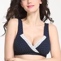 Cotton Plus Size & Sport Vest Style Bra  Sold By PC