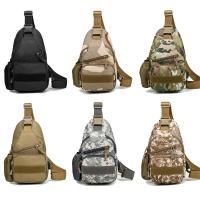Nylon Outdoor Sling Bag hardwearing & waterproof & One Shoulder Sold By PC