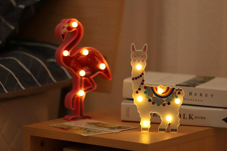 Engineering Plastics Led Glow Night Light