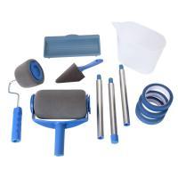 Staal & Koppelstof Slimme penseelset Blauwe Instellen