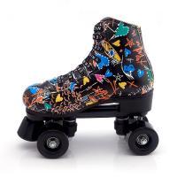 PU Leder Rollschuhe, mehr Farben zur Auswahl,  Paar