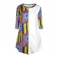 Coton Robe de chemise couleur et motif différents pour le choix :XL pièce