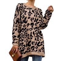 Spandex & Polyester & Cotton Women Knitwear & loose & thermal PC